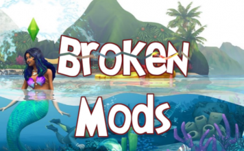 Broken Mods Archives | SimsVIP