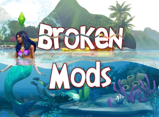 Broken Mods for June '19 Patch 1 52 100 | SimsVIP