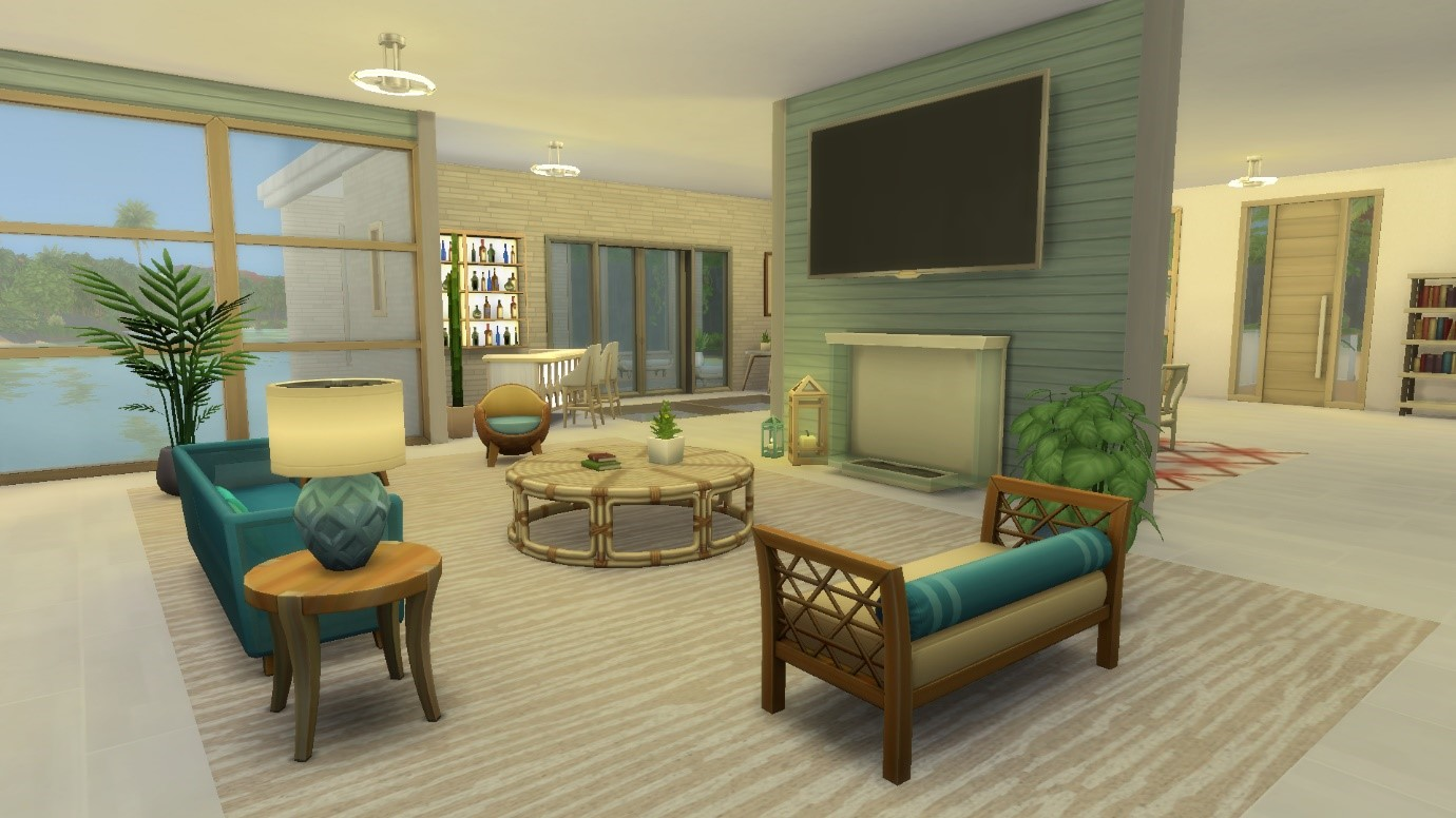 Making The Most Of Build Mode In The Sims 4 Island Living