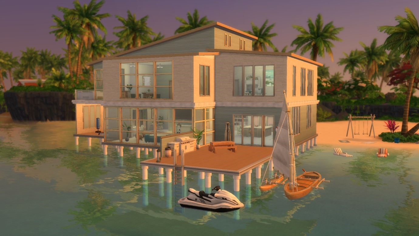 Making the Most of Build Mode in The Sims 25 Island Living  SimsVIP
