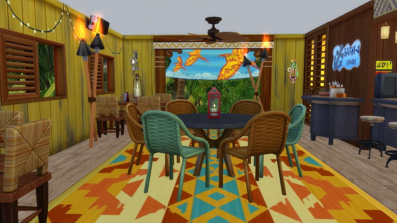 Making The Most Of Build Mode In The Sims 4 Island Living Simsvip