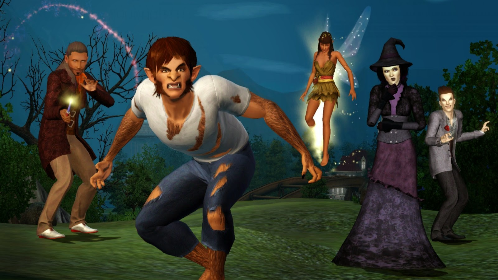 EA Announces The Sims 4 Realm of Magic Game Pack   SimsVIP
