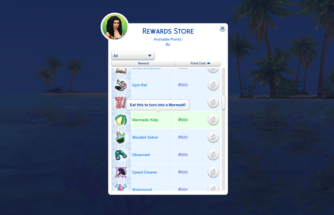 How to Become a Mermaid in The Sims 4 | SimsVIP