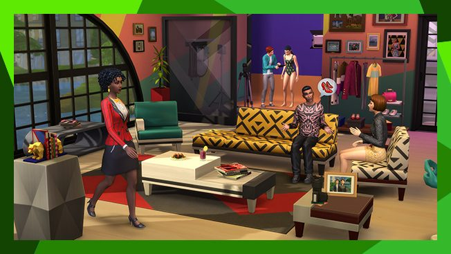 Sims 4, my favorite game of all time, aka Losing all your