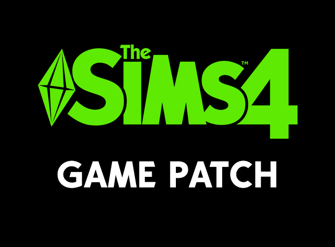 The Sims 4: New Game Patch (November 12th, 2019) | SimsVIP