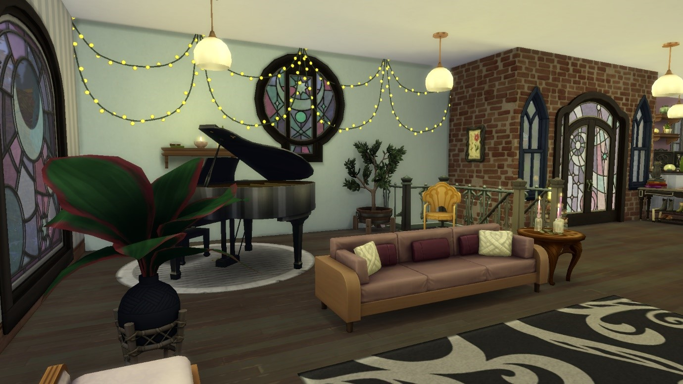 Making The Most Of Build Mode In The Sims 4 Realm Of Magic Simsvip
