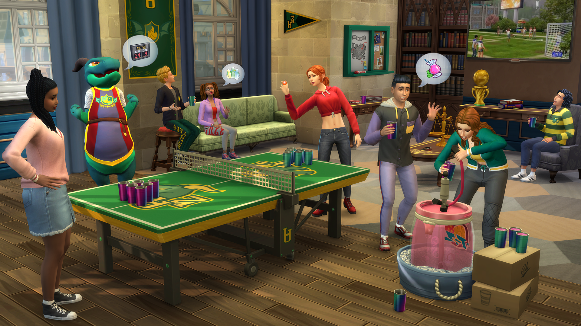 The Sims 4 Changes To Minimum Requirements With Discover University Simsvip
