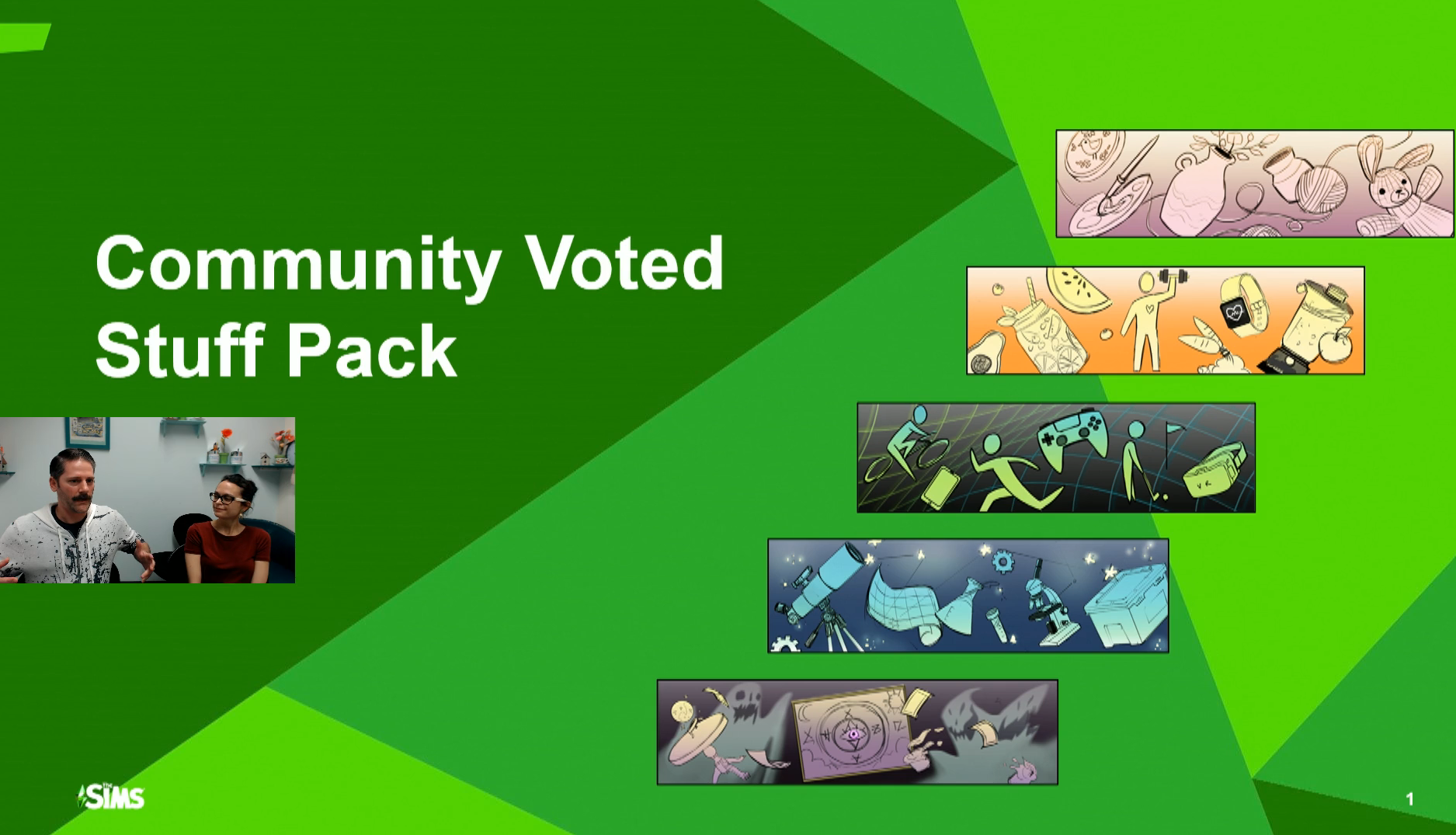 Best Sims 4 Mods 2020.The Sims 4 Maxis To Launch Community Stuff Pack Vote