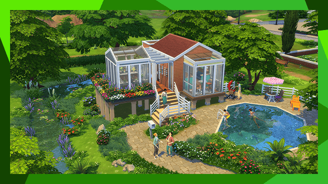 The Sims 4: Tiny Living Stuff. Ts4-sp16-hub-screen-1.png.adapt_.crop16x9