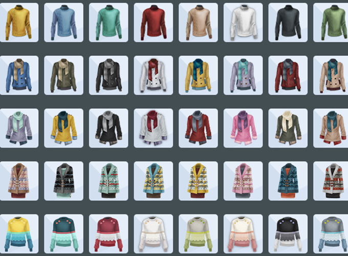 The Sims 4 Arts Crafts Unlocking Knitted Clothing In Cas Simsvip