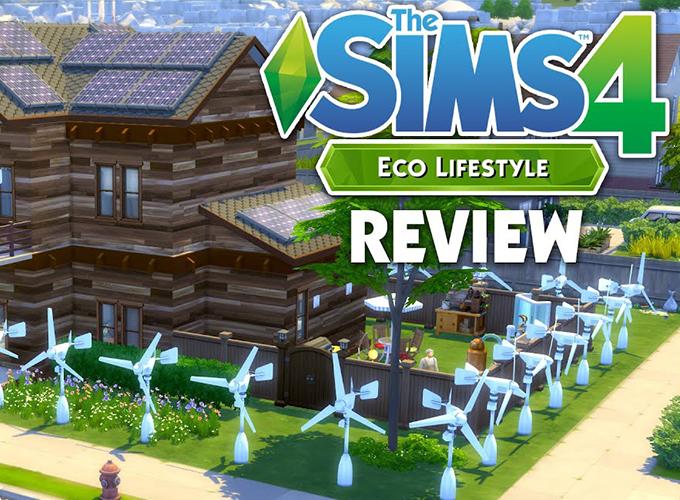 Lgr Reviews The Sims 4 Eco Lifestyle Simsvip