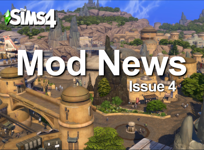 Sims 4 Mod News Issue 4 Simsvip
